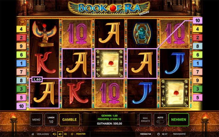 Book Of Ra Online Mit Echtgeld